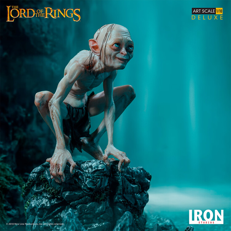 Figurica Lord of The Rings - Gollum (Deluxe)