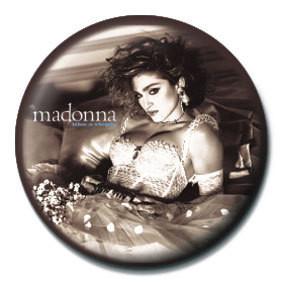 MADONNA - Like a virgin Insignă