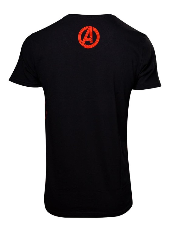 Maglietta  Avengers - Constructivism