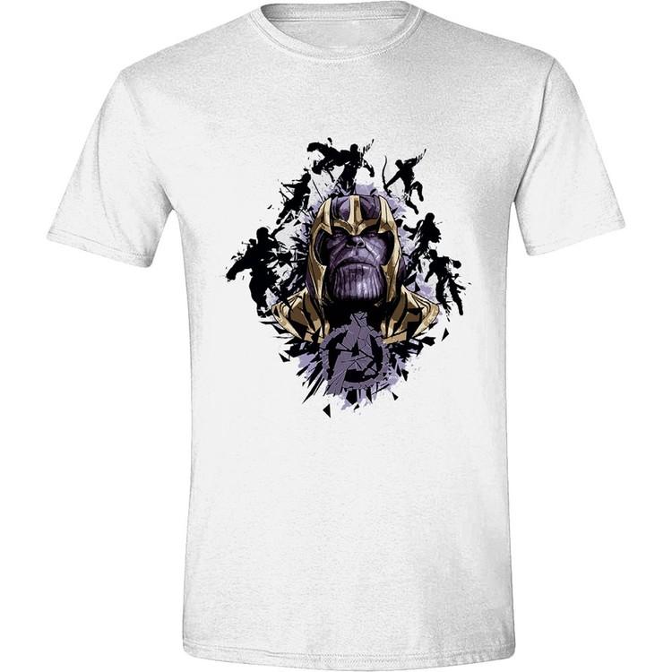 Maglietta  Avengers: Endgame - Warlord Thanos