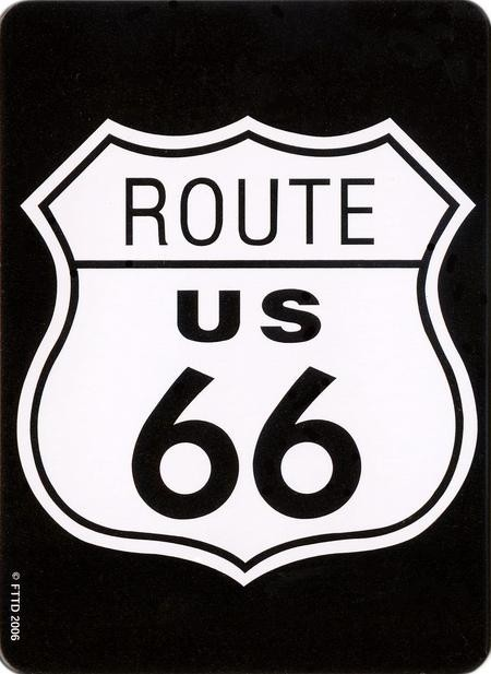Magnete ROUTE 66 - another