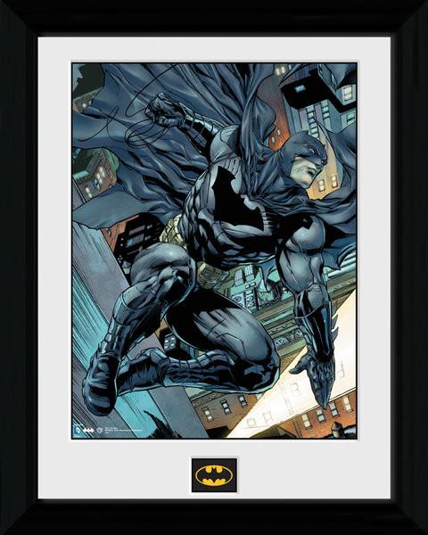 Poster enmarcado Batman Comic - Swing