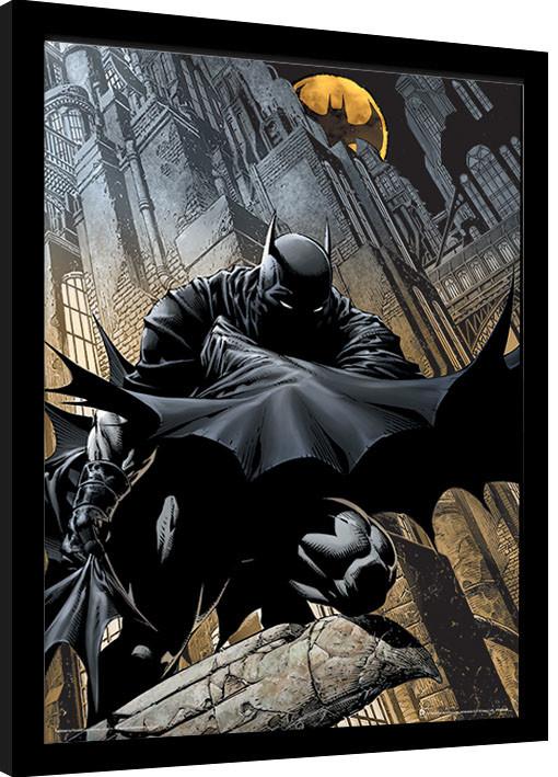 Batman - Night Watch Poster enmarcado