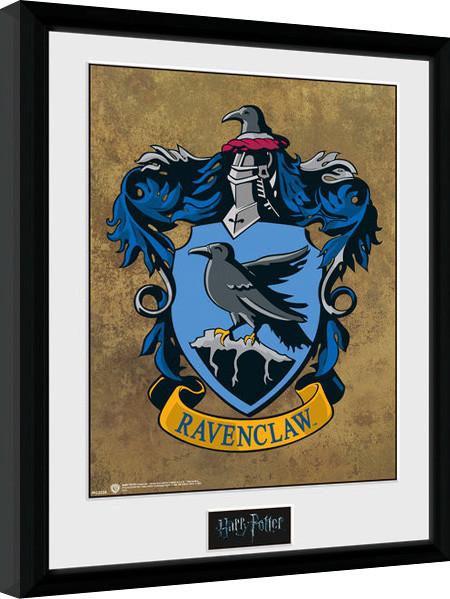 Poster enmarcado Harry Potter - Ravenclaw