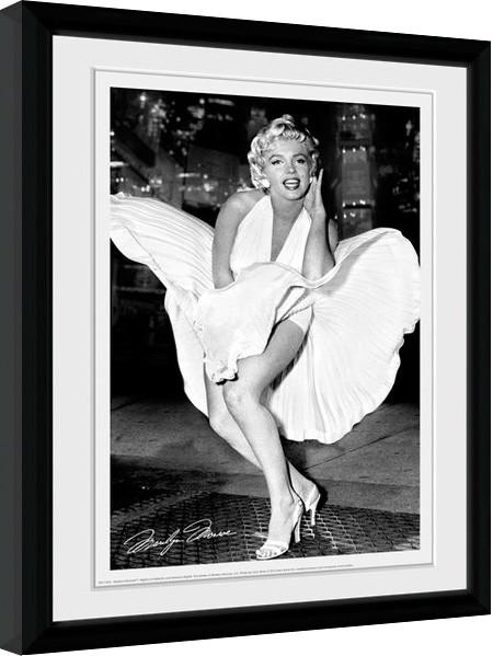 Marilyn Monroe - Ballerina Poster enmarcado | Europosters.es