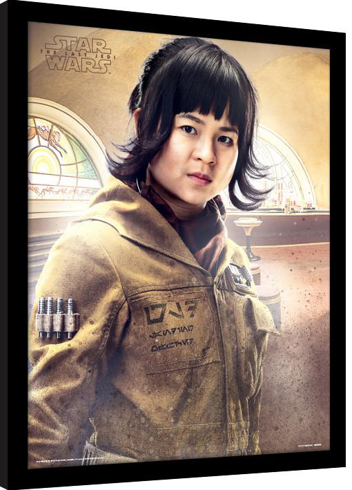 Star Wars: Episodio VIII - Los últimos Jedi - Rose Stance Poster ...