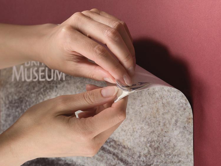 Adhesivo de doble cara autoadhesivo - removible sin dejar huella