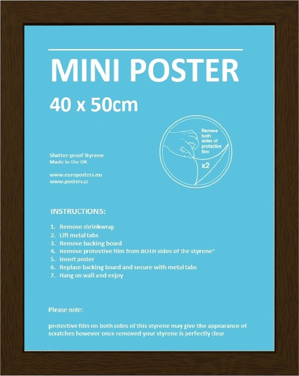 Marco - Mini Póster 40x50 cm