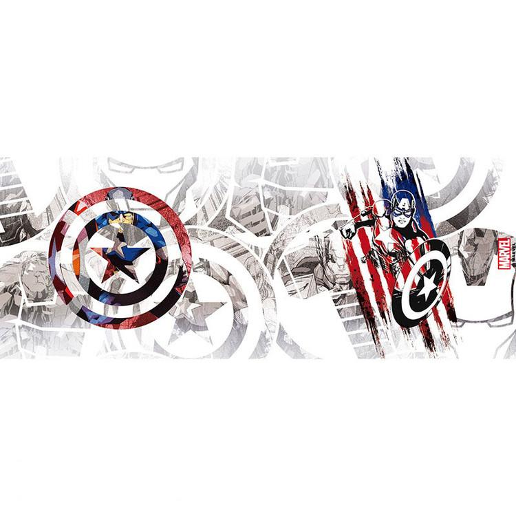 Hrnek Marvel - Captain America Design