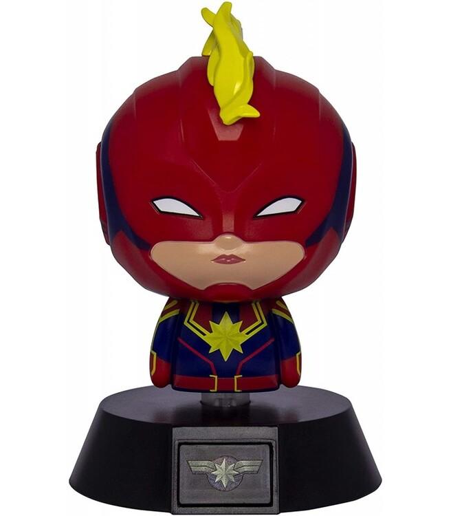 Świecąca figurka Marvel - Captain Marvel