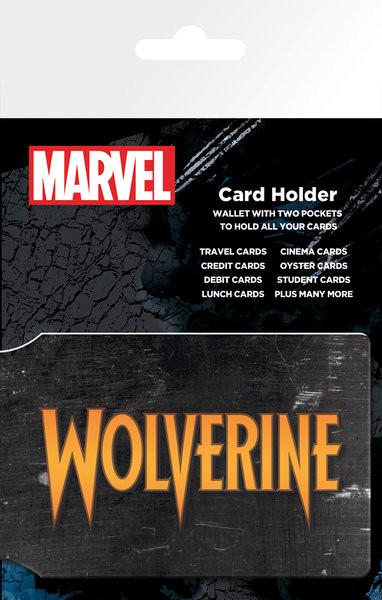 Marvel Extreme - Farkas kártyatartó