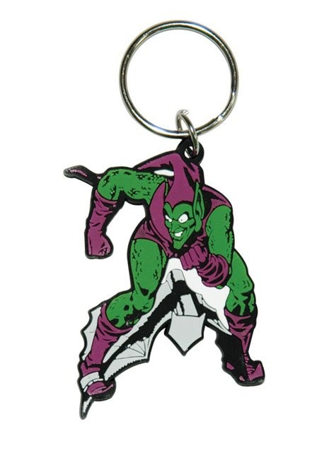 MARVEL - green goblin Breloc