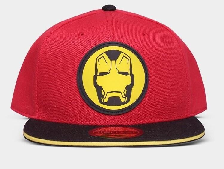 Čepice Marvel - Iron Man