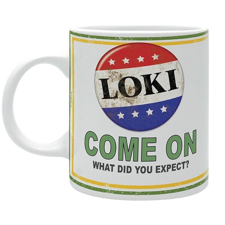 Kubek Marvel - President Loki