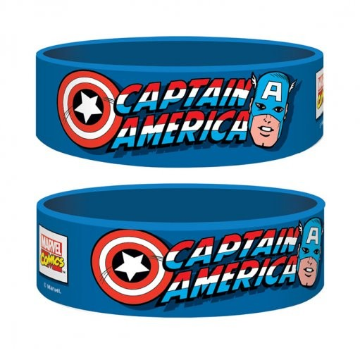 Marvel Retro - Amerika Kapitány karkötő