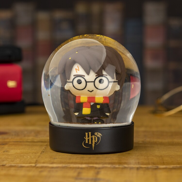 Cartieri di palla di neve Harry Potter