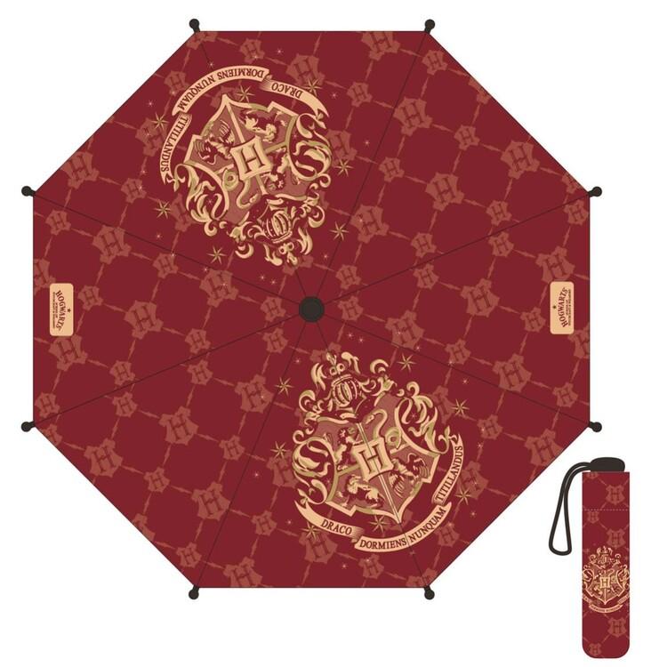 Deštník Harry Potter - Bradavice (Red)