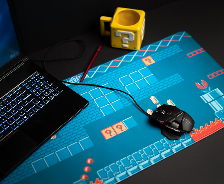 Gaming Tappetino mouse Gameration