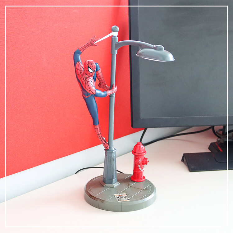 Lampada Spider-Man