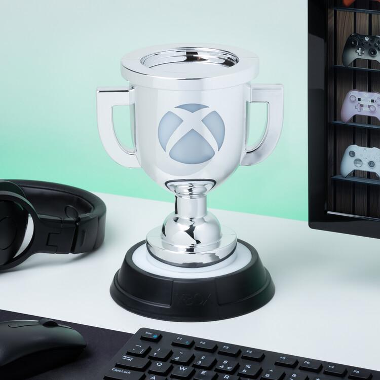 Lampe v Xbox - Achievement
