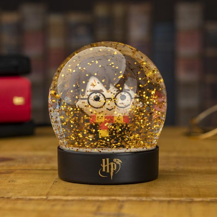 Poids de papier de neige Harry Potter