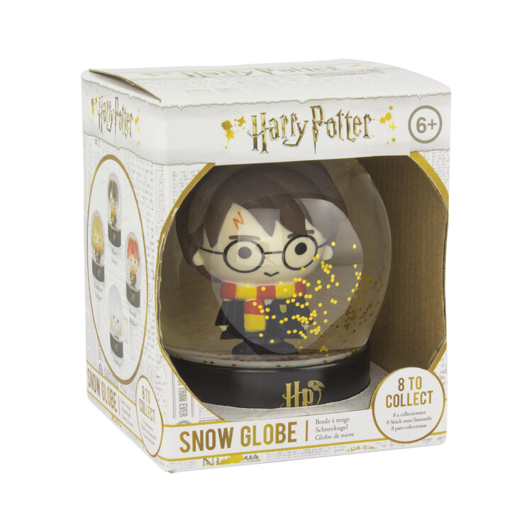 Schneeballpapier Harry Potter