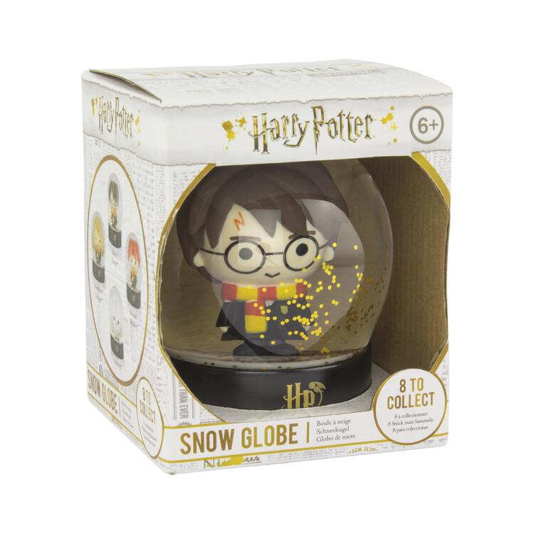Sneeuwbal papiergewicht Harry Potter