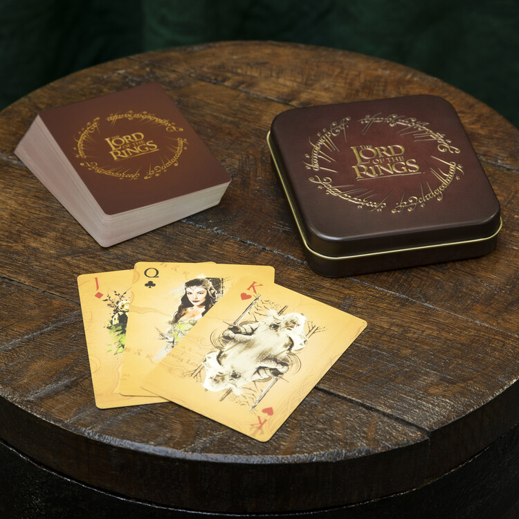 Speelkaarten - The Lord of the Rings