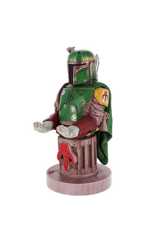 Figurină Star Wars - Boba Fett (Cable Guy)