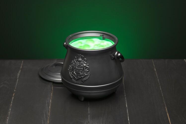 Svítící kotlík Harry Potter