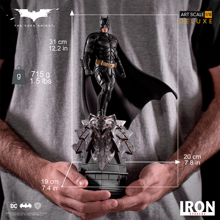 Figurita The Dark Knight - Batman (Deluxe)