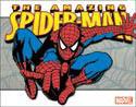Metallschild SPIDERMAN - classic