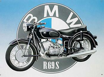 BMW Metalni znak