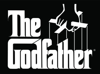 Metalowa tabliczka THE GODFATHER CLASSIC