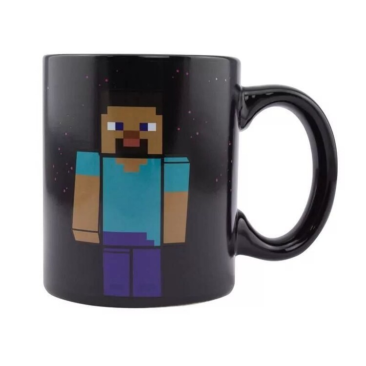 Taza Minecraft - Enderman