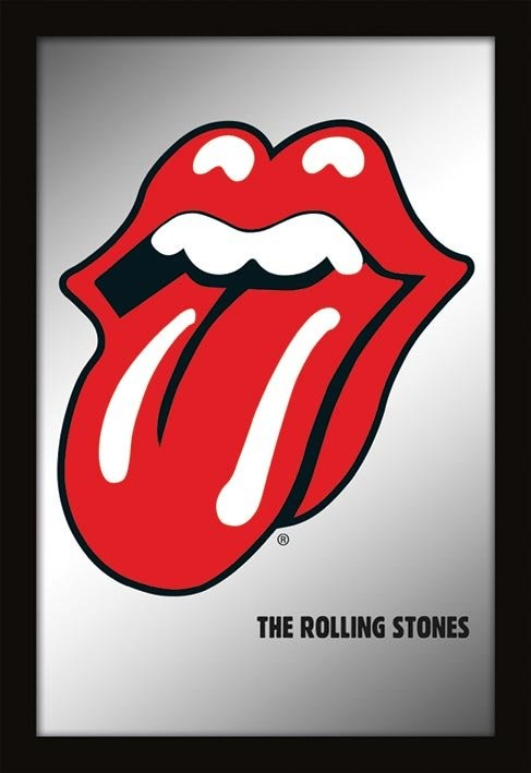 MIRRORS - rolling stones / lips