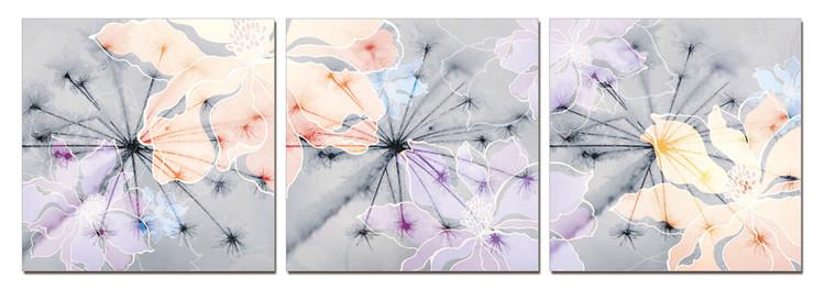 Modern Design - Dandelion Schilderij