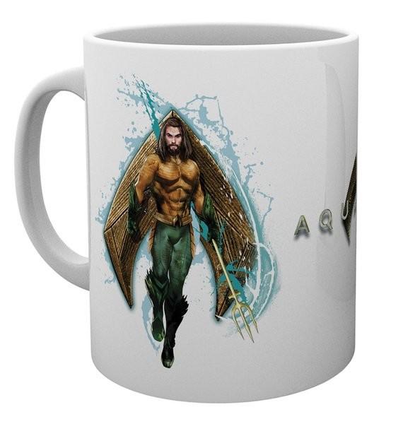 Aquaman - Aquaman mok
