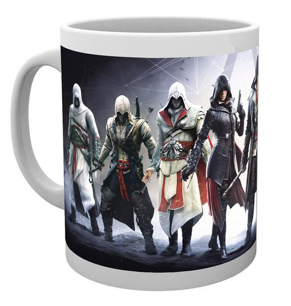 Assassin's Creed - Assassins mok