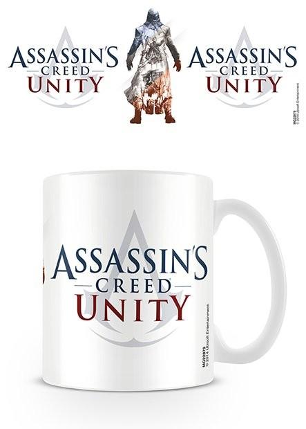 Assassin's Creed Unity - Colour Logo mok