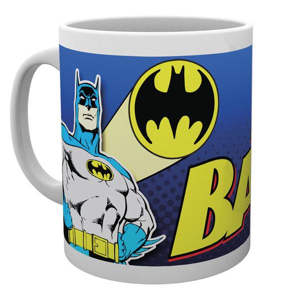Batman Comic - I'm Batman Bold mok