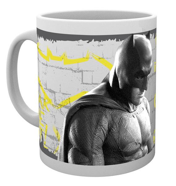 Batman v Superman: Dawn of Justice - Wanted mok