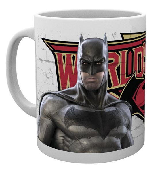 Batman v Superman: Dawn of Justice - Worlds Finest mok