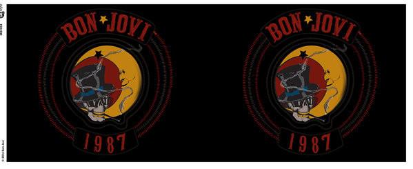 Bon Jovi - 1987 mok