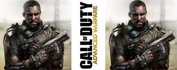 Call of Duty Advanced Warfare - Chest mok
