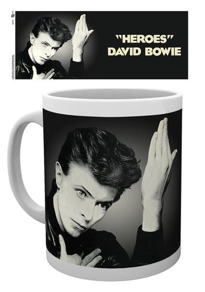 David Bowie - Heroes mok