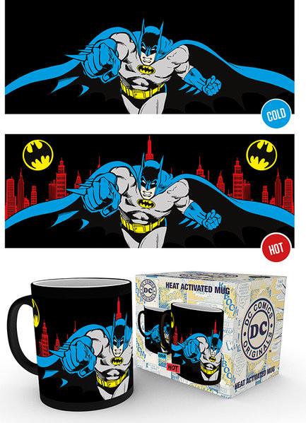 DC Comics - Batman mok