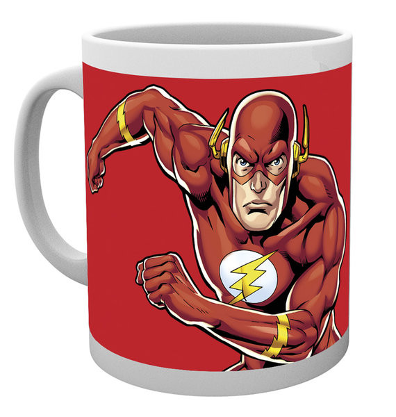DC Comics - Justice League Flash mok