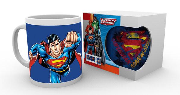 DC Comics Justice League - Superman mok