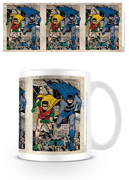DC Originals - Batman - Montage mok
